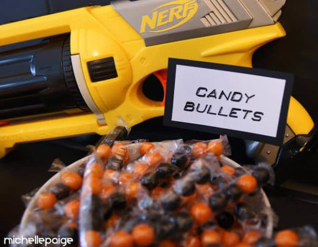 Nerf Party Candy