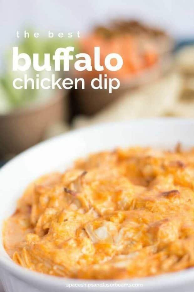 Best Buffalo Chicken Dips