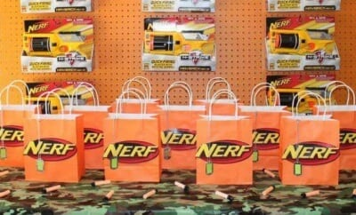 Nerf Gun Party Invitations As Your Ideas Amplifyer For Your Divine Party  Invitation 5