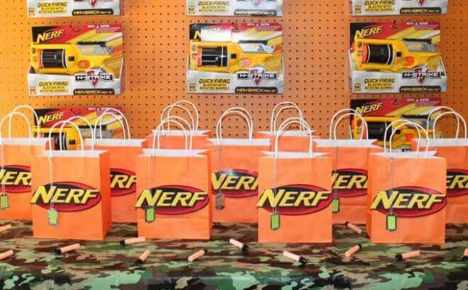 19 Incredible Nerf Party Ideas   Spaceships and Laser Beams