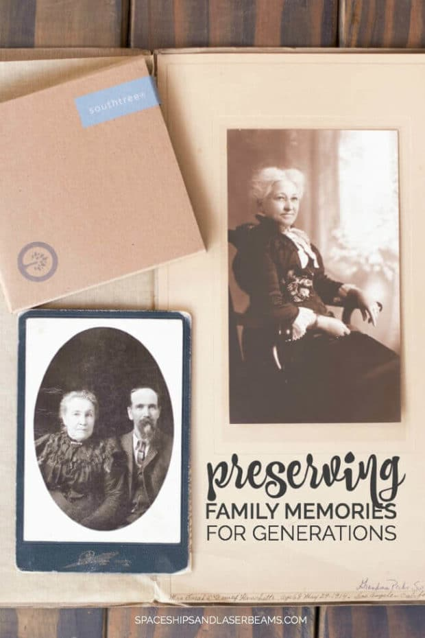 Preserving Family Memories for Generations