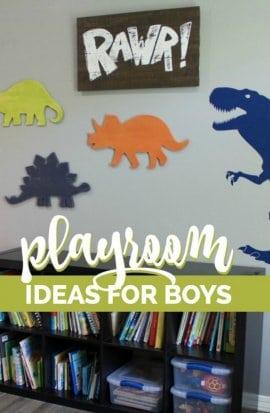 Gorgeous Playroom Ideas for Boys