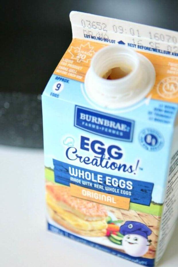 Burnbrae Farms Egg Creations