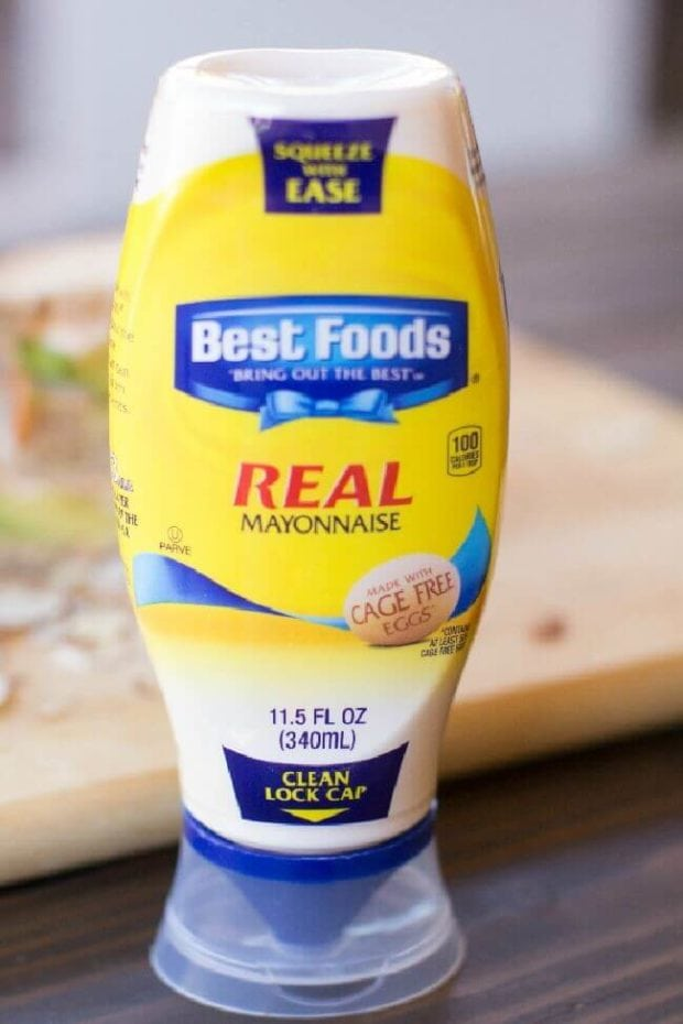 Best Food's Real Mayonaise