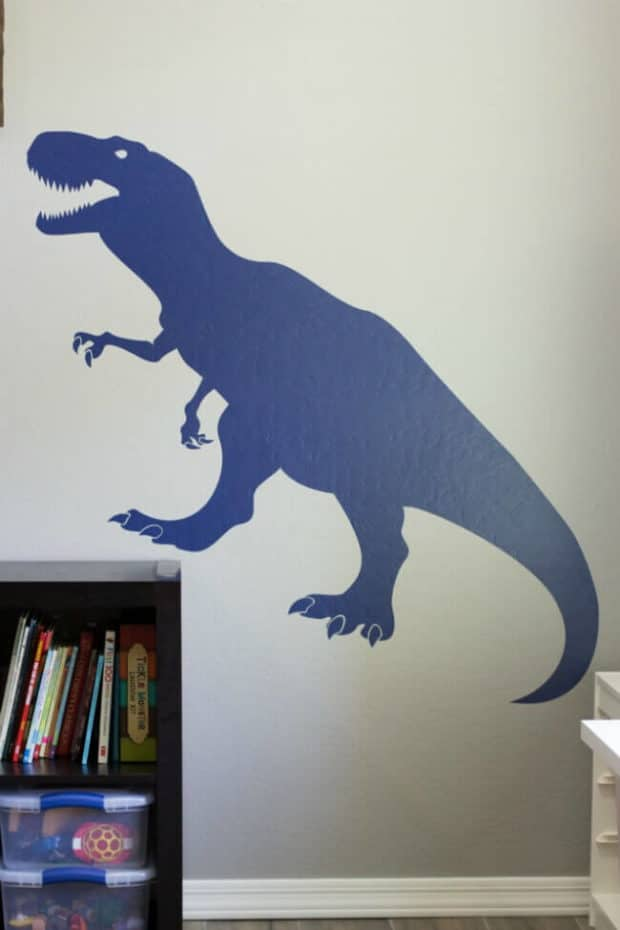 Dinosaur Decal for the Playroom