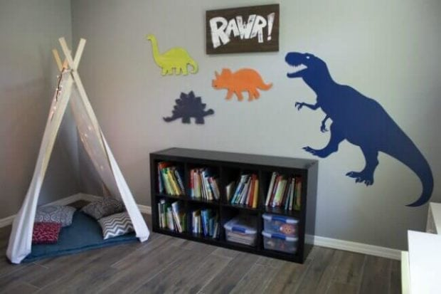 Gorgeous Playroom for Boys