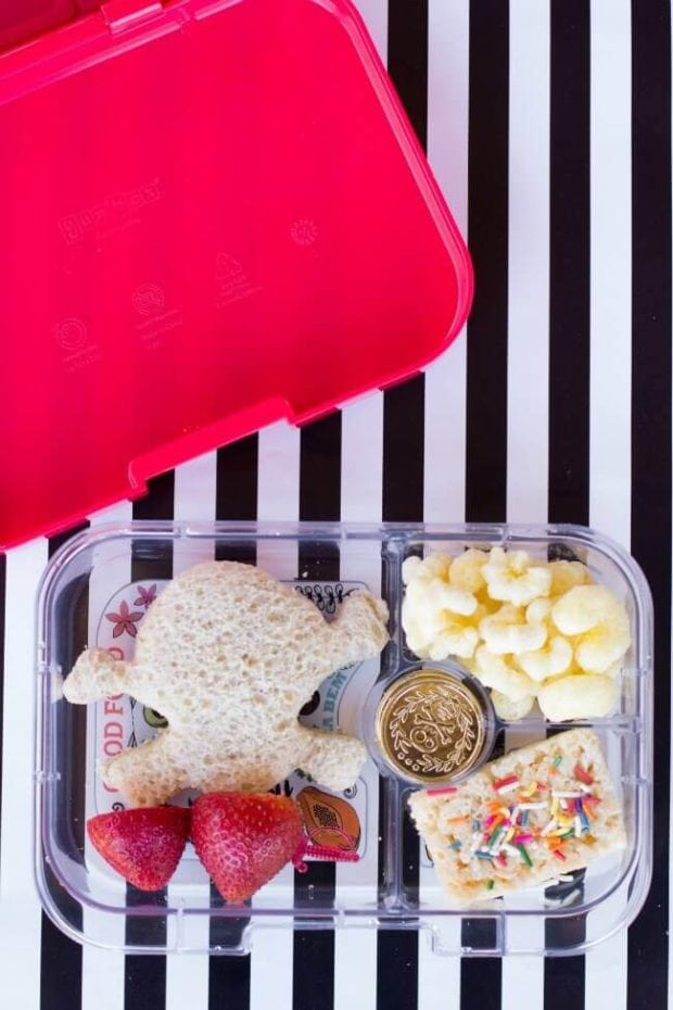 Ideas for Pirate Themed Bento Box