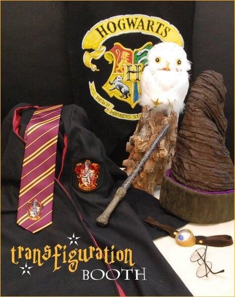 Transfiguration Photo Booth