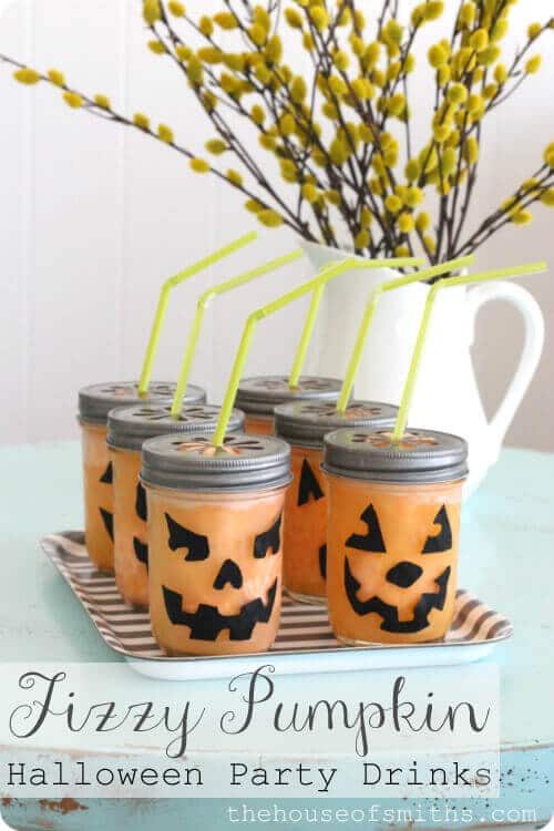 25 Halloween Drinks For Kids Spaceships And Laser Beams
