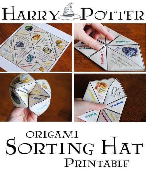 29 Creative Harry Potter Party Ideas Spaceships And Laser