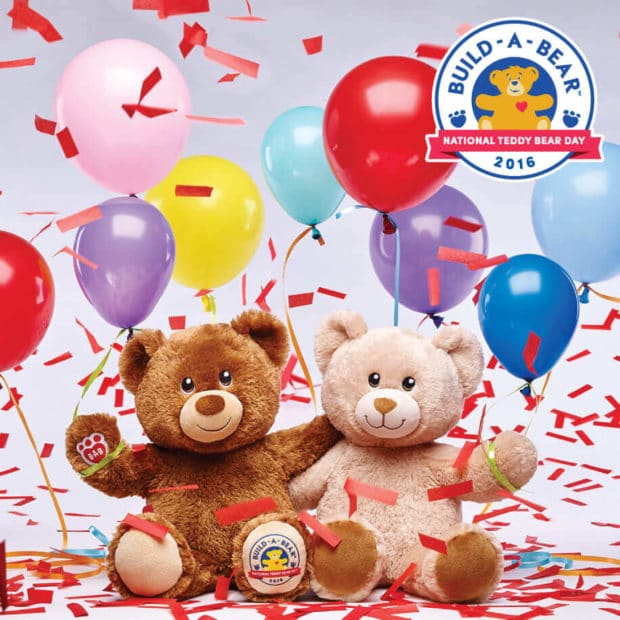 Build a Bear Celebration