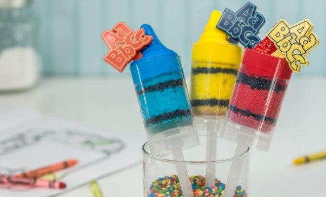 Crayola Crayon Birthday Party Ideas