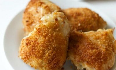 Not Fried Fried Chicken Recipe