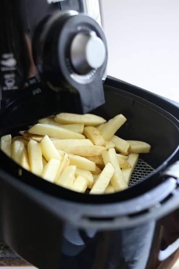 Homemade Fries Recipe