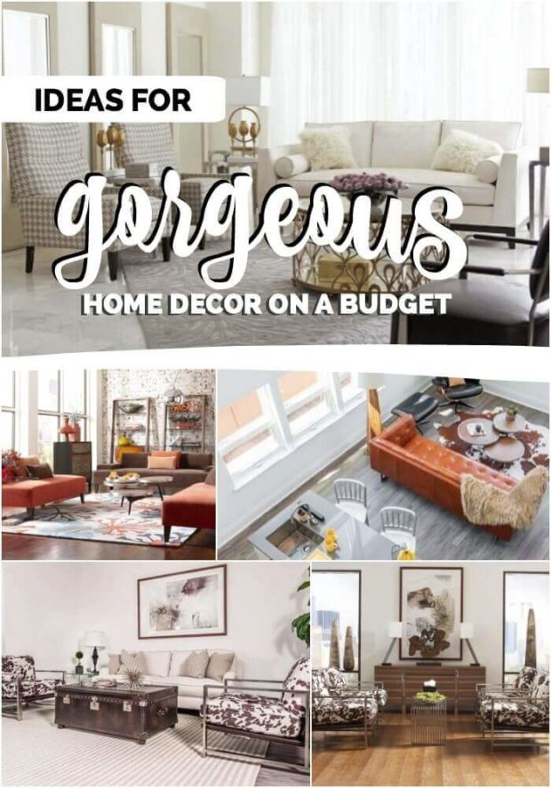 Ideas for Gorgeous Home Decor on a Budget