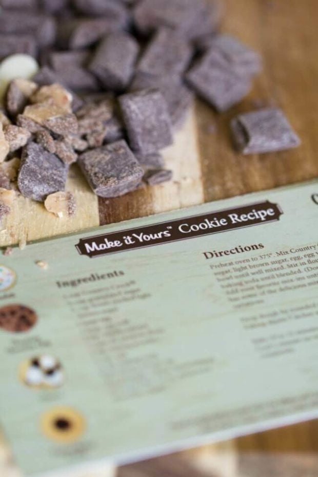 Make It Yours Cookie Recipe