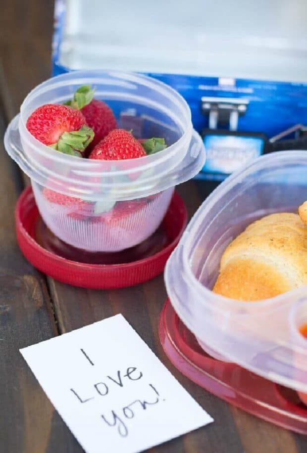 Easy Kid's Lunch Idea