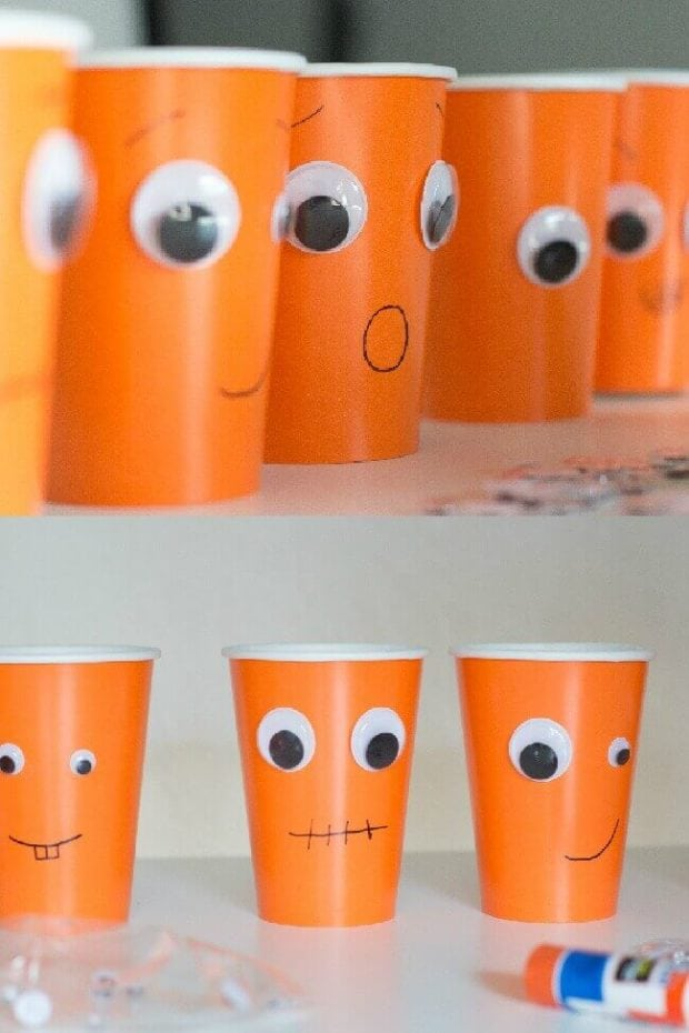 Paper Cup Crafts for Kids