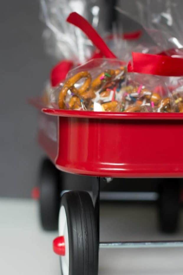 Radio Flyer Party Popcorn