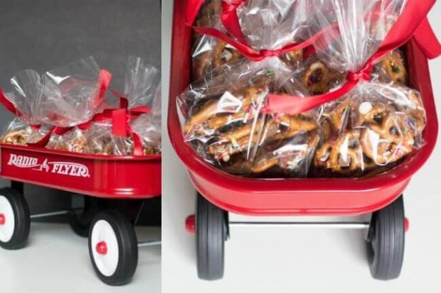 Red Wagon Party Ideas
