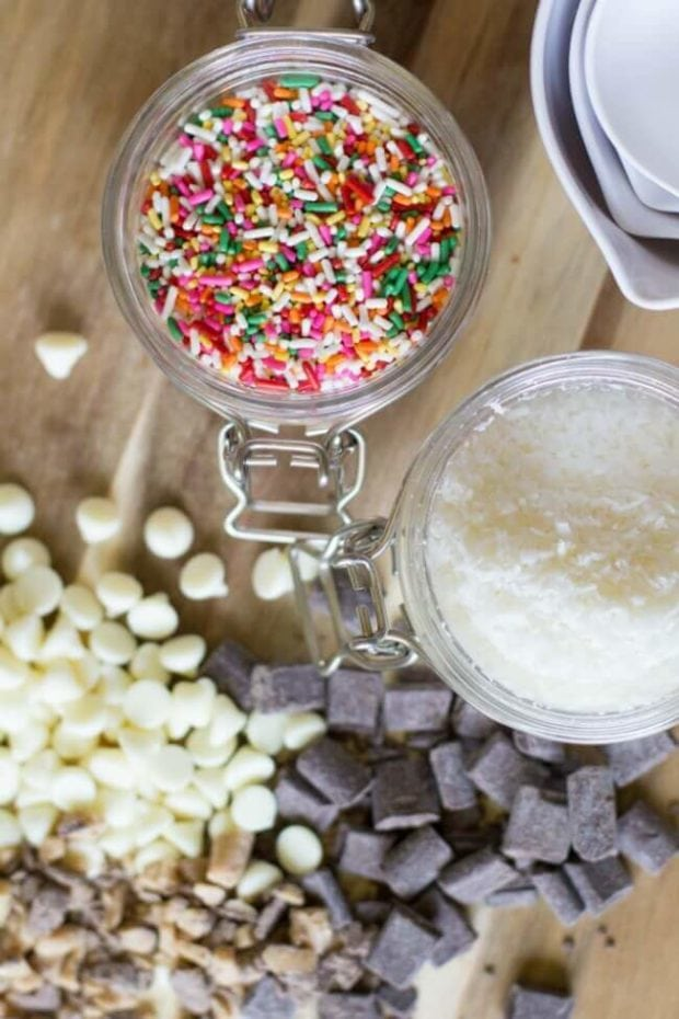 Toppings for Christmas Cookies