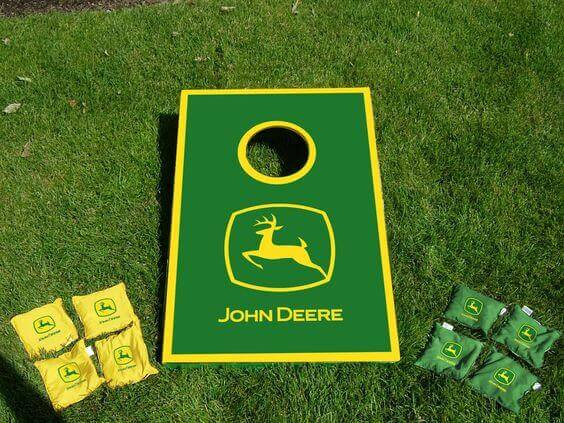 John Deere Bean Bag Toss Game