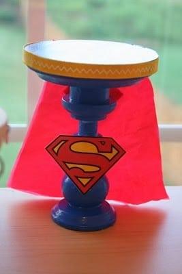 Super Hero Stand