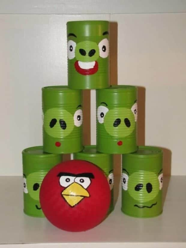 High Flying Fun 19 Angry Birds Party Ideas Spaceships