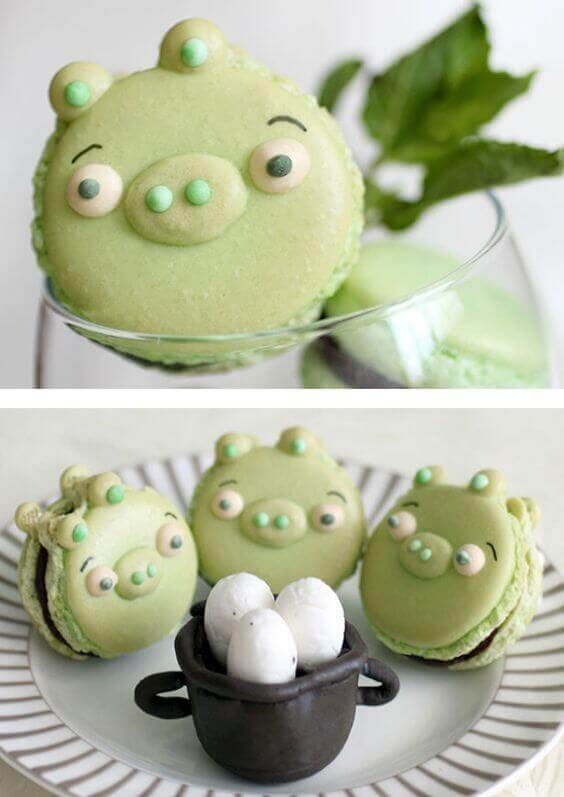 Angry Birds Pig Desserts