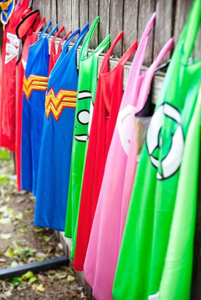 Super Hero Capes