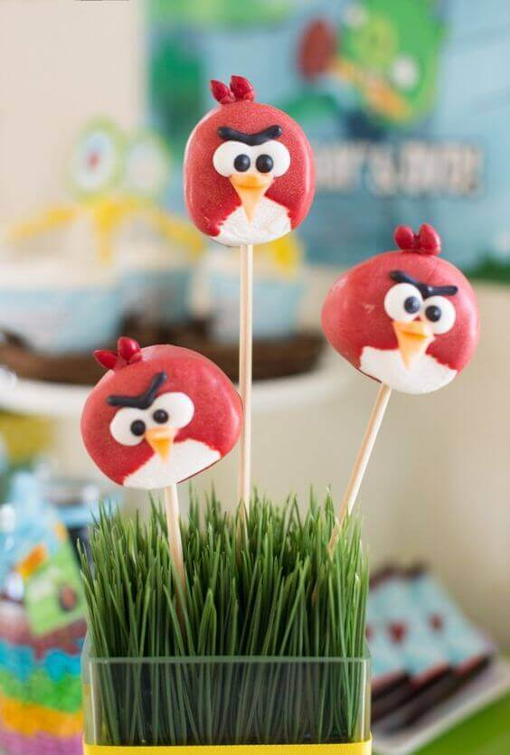 19 Angry Birds Party Ideas Spaceships And Laser Beams