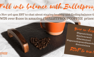 Bulletproof Coffee Twitter Party