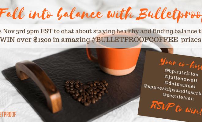 Bulletproof Coffee Twitter Party
