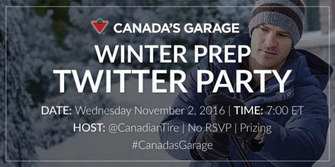 Canada's Garage Twitter Party