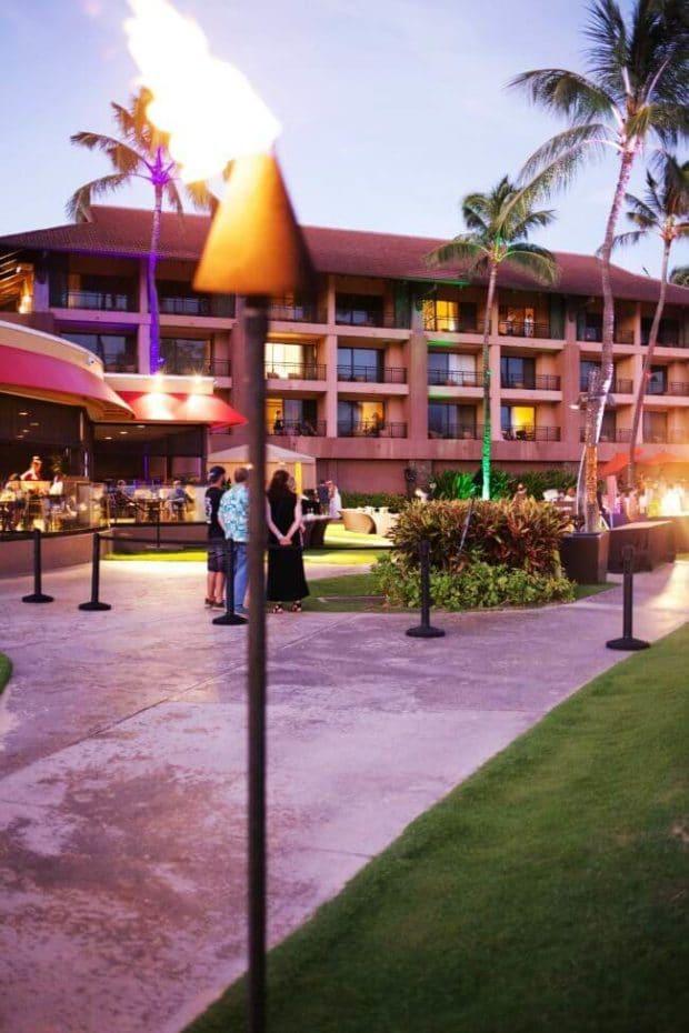 Aulii Luau Kauai
