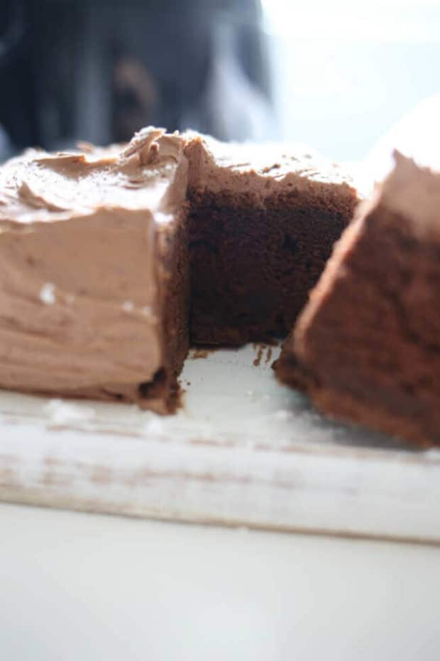 Chocolate Cake Air Fryer Recipe