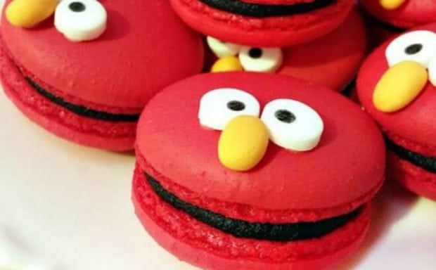 21 fabulous elmo birthday party ideas spaceships and laser beams solutioingenieria Image collections