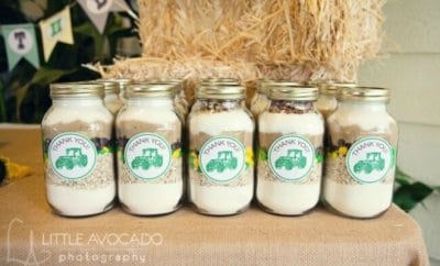 John Deere Birthday Party Ideas