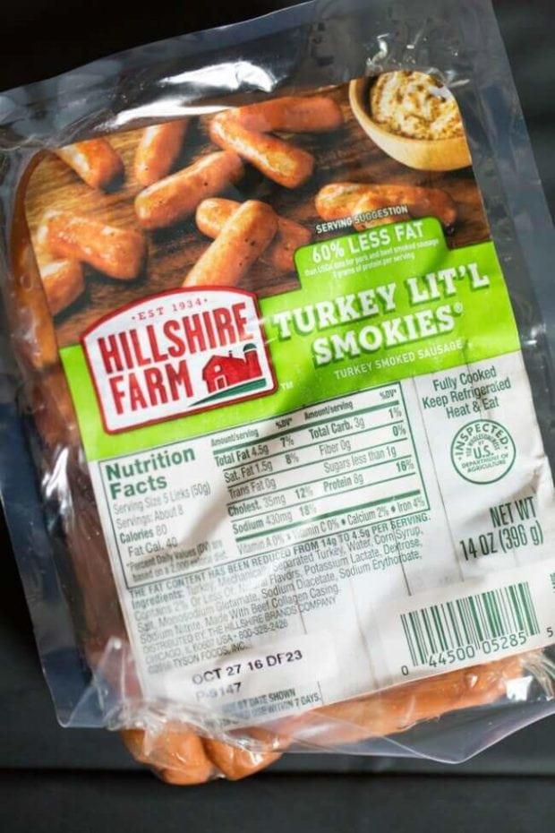 Hillshire Farm Turkey Lil Smokies