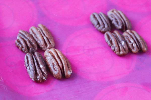 Homemade Turtle Chocolates