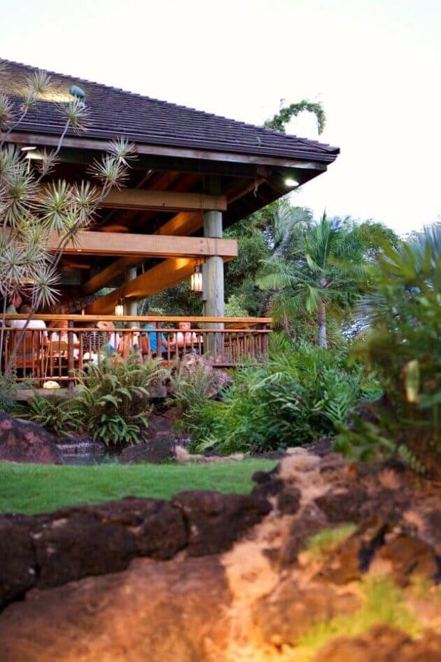 Keoki's Paradise in Kauai
