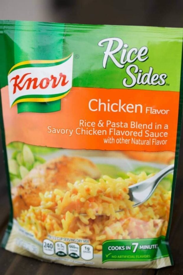 Knorr Rice Sides