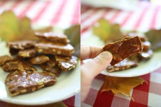 Pumpkin Brittle