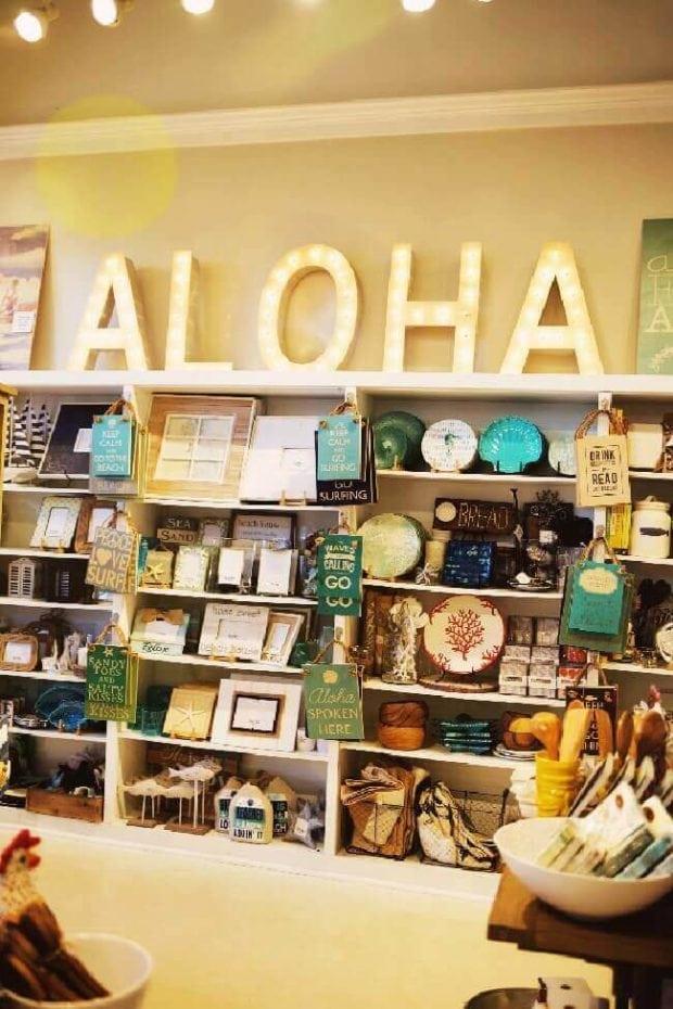 Shopping in Kauai