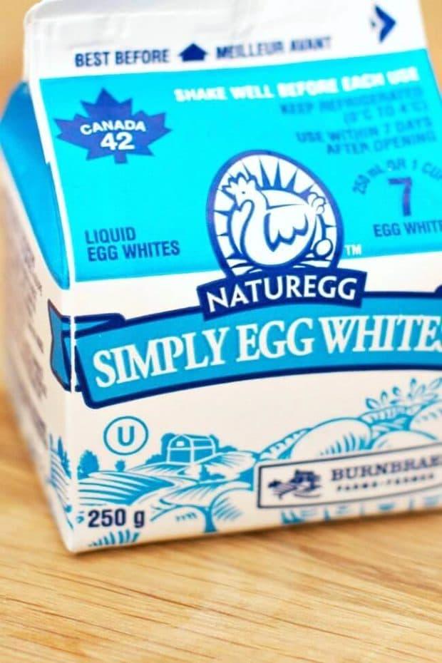 Burnbrae Farms Simply Egg Whites
