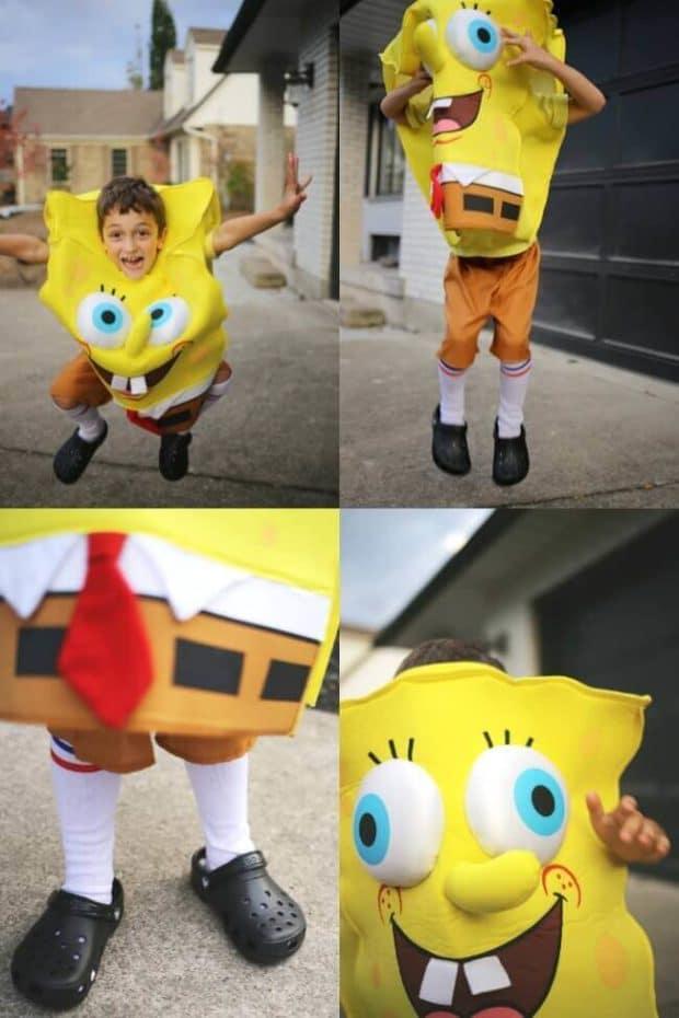 Spongebob Halloween Ideas