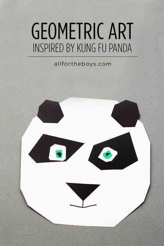 Kung Fu Panda Craft