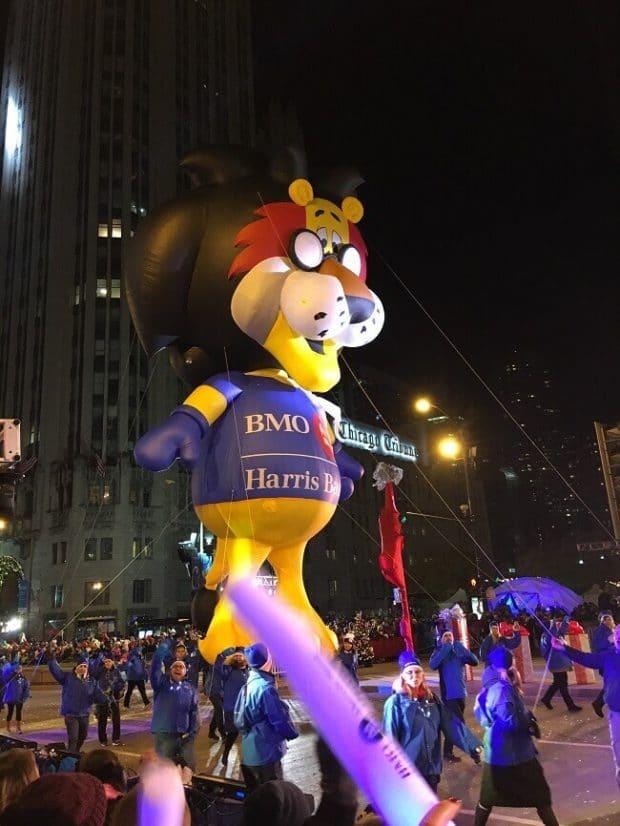 BMO Harris Balloon