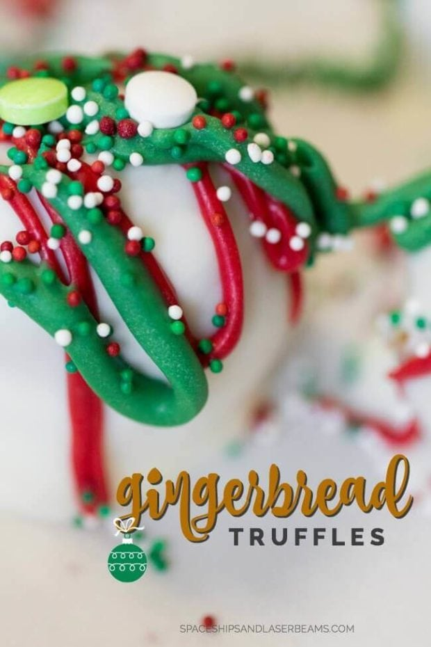 Gingerbread Truffle Recipe