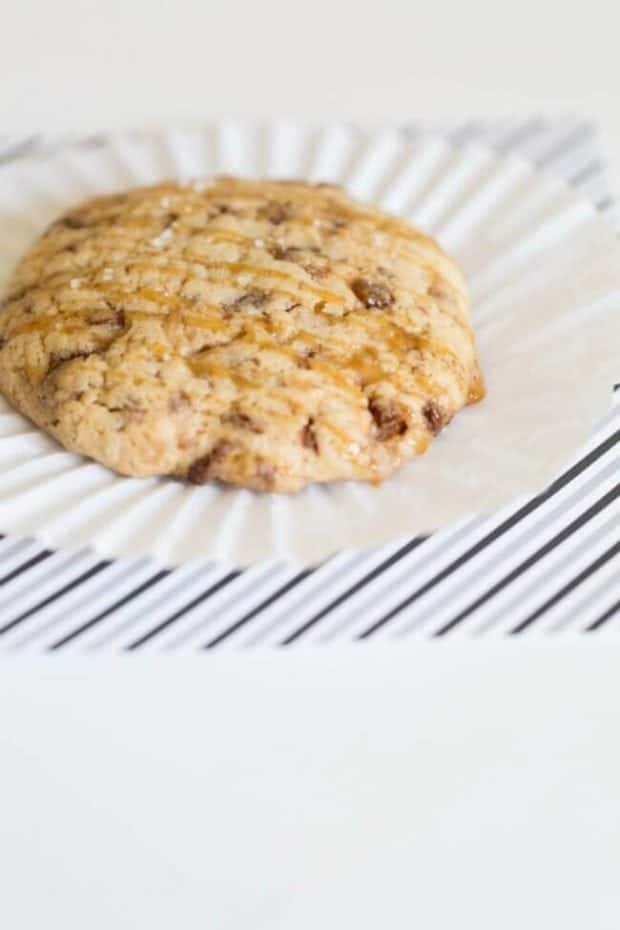 Double Caramel Cookie Recipe